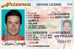 tucson dmv drivers license