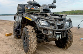 ohv decals